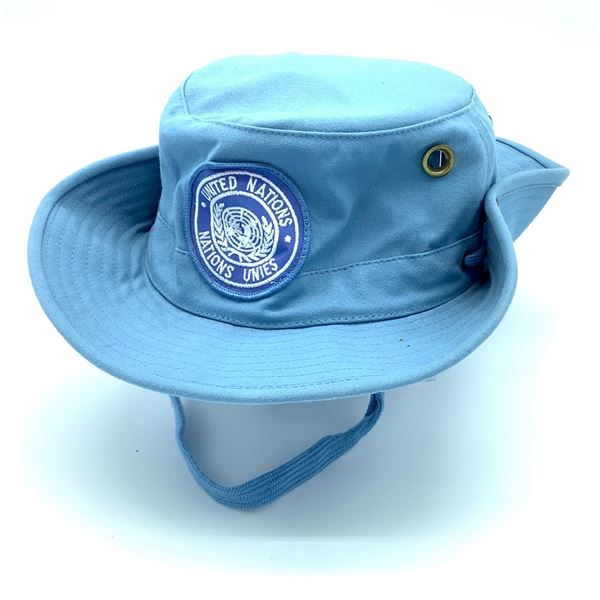 "United Nations 7 5/8"" Tilly Hat, Blue"