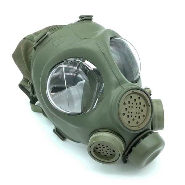 Canadian Military Style Gas Mask