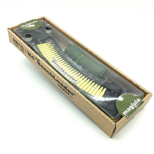 Maglula AR15 / M4 Range Bench Loader, New