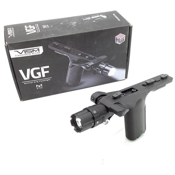 VISM Vertical Grip Flashlight, New