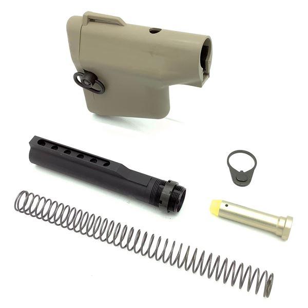 Troy Lightweight Battle AX CQB Stock Kit, New