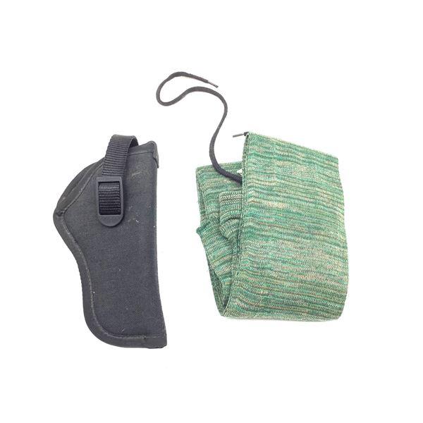 "Sidekick 4"" Revolver Holster and Rifle Sock"