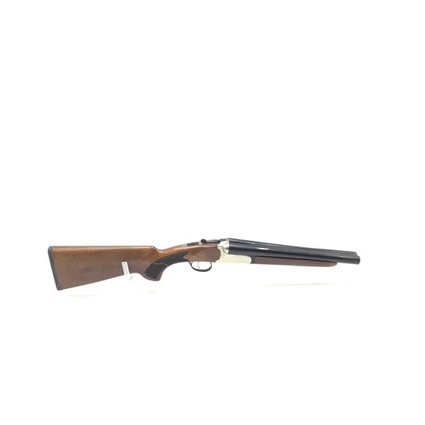 """Revolution Armory, SS12 Side by Side Shotgun, 12ga, 13.5"""" Barrel, Non-Restricted, New"""