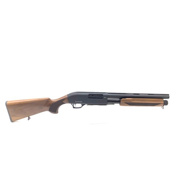 "Revolution Armory WP12 Pump Action Shotgun, 12ga, 13.5"" Barrel, 3 Interchangeable Chokes, New"