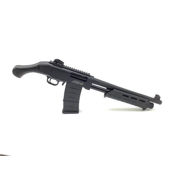 "Hunt Group MH-P 12ga Pump Action Shotgun 3"" 14.5"" Barrel, 5 Interchangeable Chokes, 2 Magazines, New"