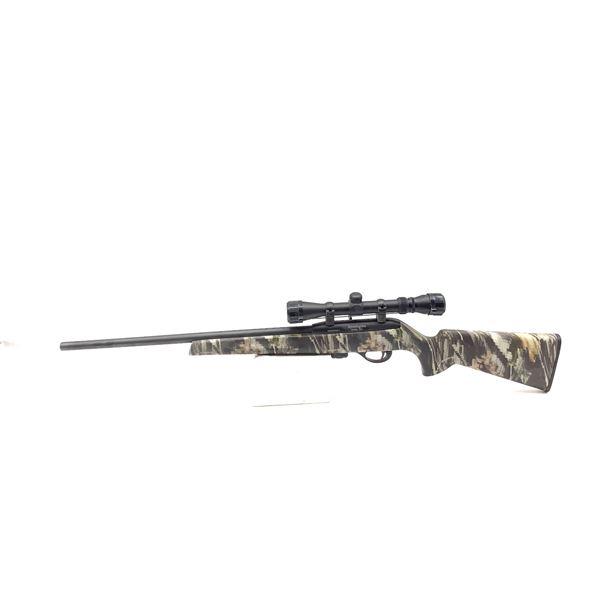 Remington 597 22lr, Semi Auto Rifle, 3-9x32 Scope, New.