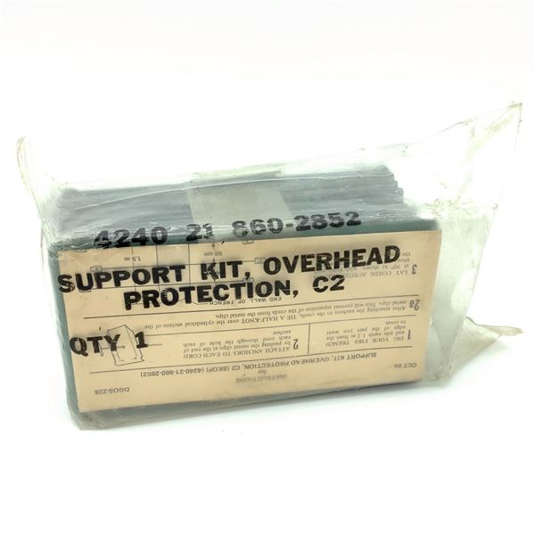 Overhead Protection Support Kit, C2