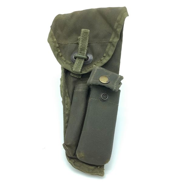 Canadian Armed Forces Browning Hi Power Holster, Soft