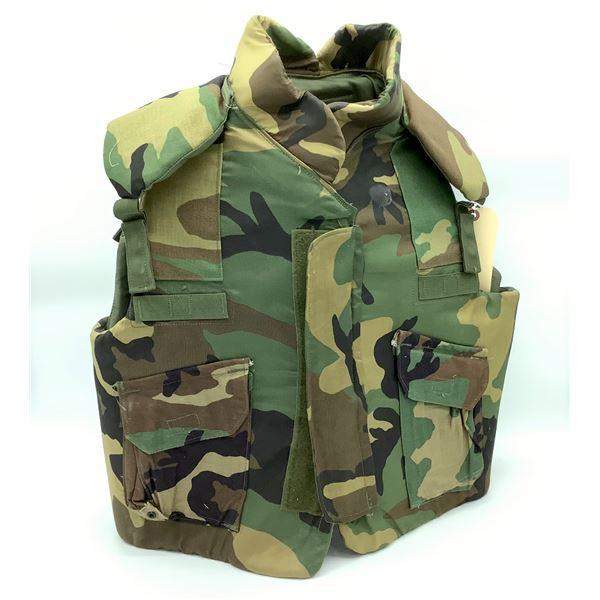 US Military Pattern Frag Vest, Large