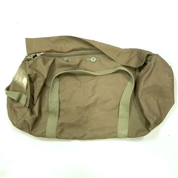 Canadian Military Kit Bag, OD Green