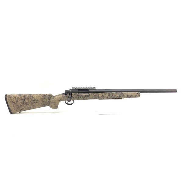 "Remington Urban Tac, 700 SPS Tactical 308, 20"" Barrel, Bell & Carlson Stock, Flambeau Case, New"