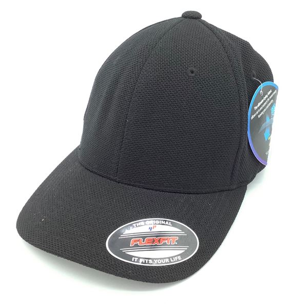 Flexfit Baseball Hat, Black, New
