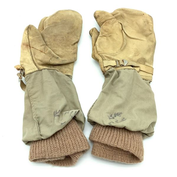 Canadian Military Trigger Mitts, Large