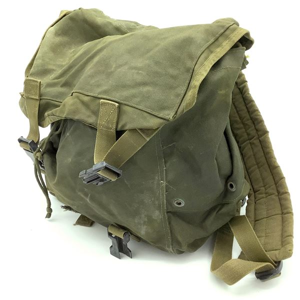 Canadian Military CBRN (Nuke) Bag, ODG