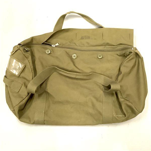 Canadian Military Kit Bag, OD Green