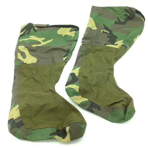 Pair of Goretex Socks, Size 7, Camo