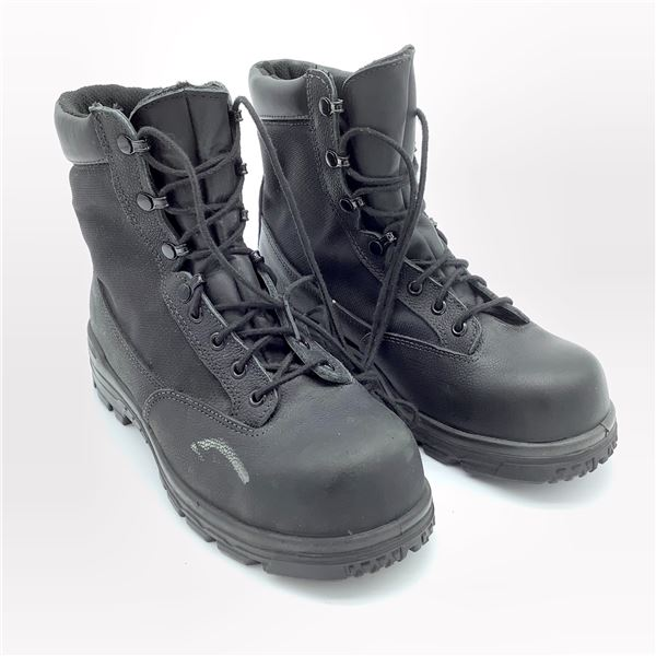 Terra Cold Weather Safety Boot, Size 255/104, Black