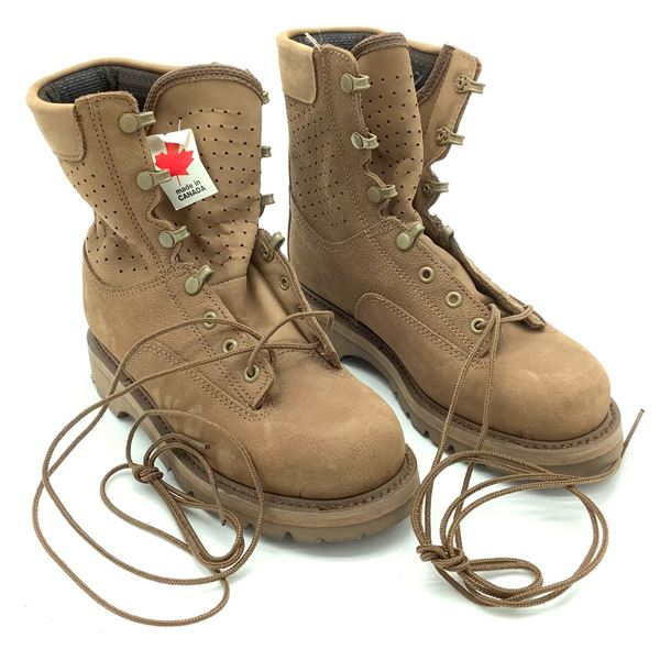 Hot Weather Combat Boots, 245/92, Tan