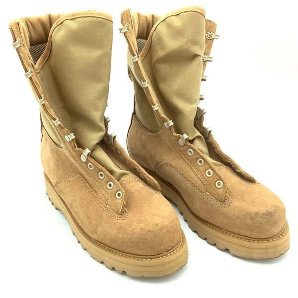 Hot Weather Combat Boots, 255/96, Tan