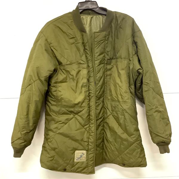 Canadian Military Parka Liner, Size 7340