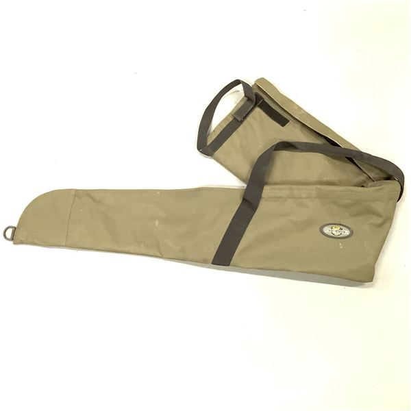 "Flambeau 51"" Rifle Case, Velcro Close, ODG"