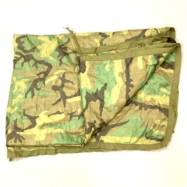 Military Ranger Blanket, Camo