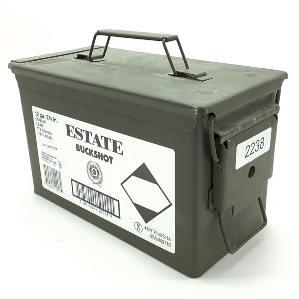 """Ammo Can, 11"""" X 6"""" X 7"""", ODG"""
