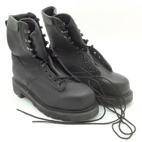 Terra Temperate Weather Boots, Size 265/96, Black