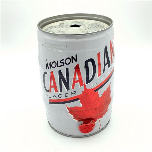 Molson Canadian Light Bubba Keg