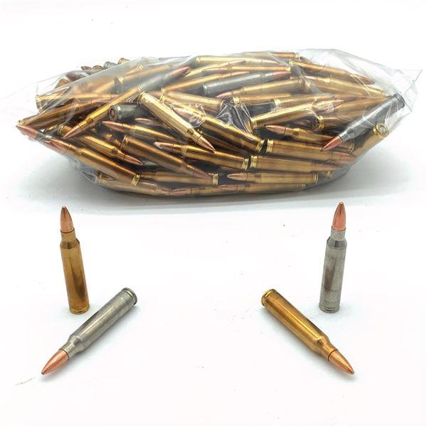 Loose, Assorted 223 Rem/ 5.56 Ammunition - 230 rnds