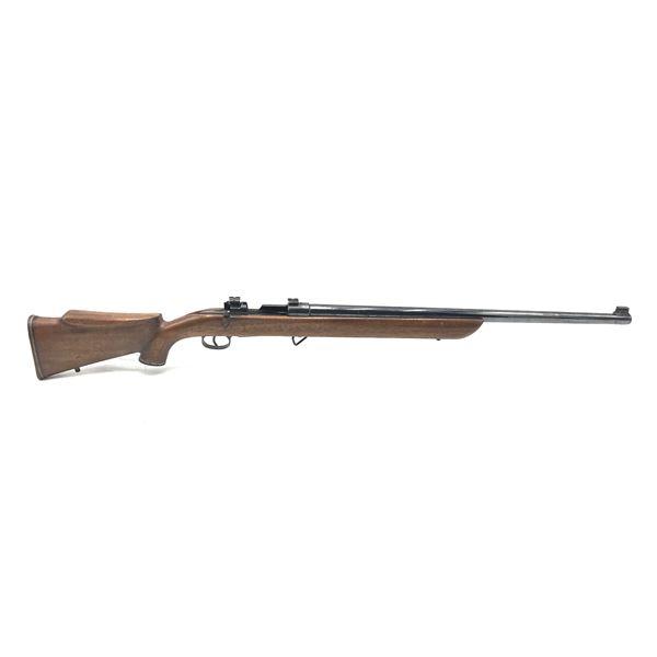 Mauser 98 Bull Barrel Bolt Action Target Rifle. 308 Win, No Bolt, Used