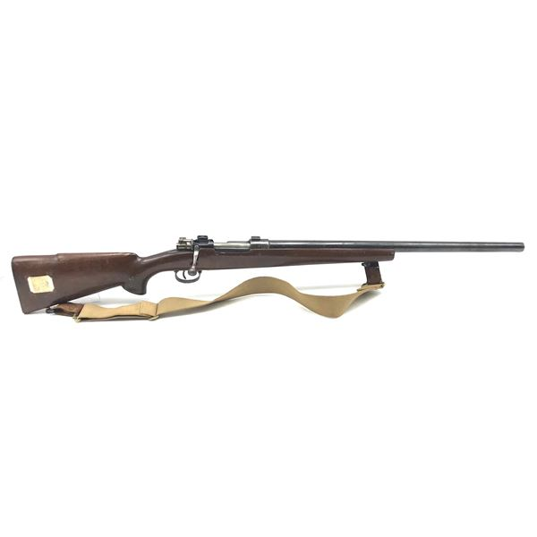 Mauser GEW 98 Bolt Action Target Rifle, .22-250, Used