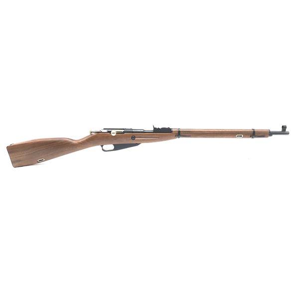 Keystone Crickett Mosin Nagant Model 91/30 22lr Single Shot Bolt Action Rifle, Wood, New