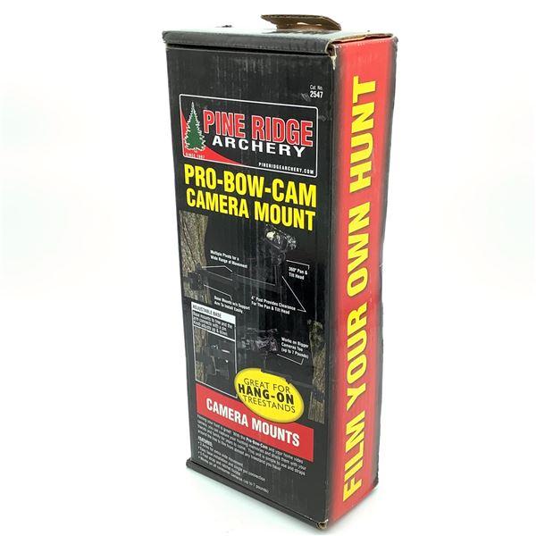 Pine Ridge Pro-Bow-Cam Camera Mount, New