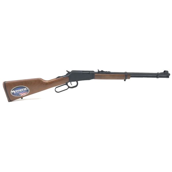 """Mossberg 464 Lever Action Rifle 22lr 18"""" Barrel, 13rd, Wood Stock, New"""