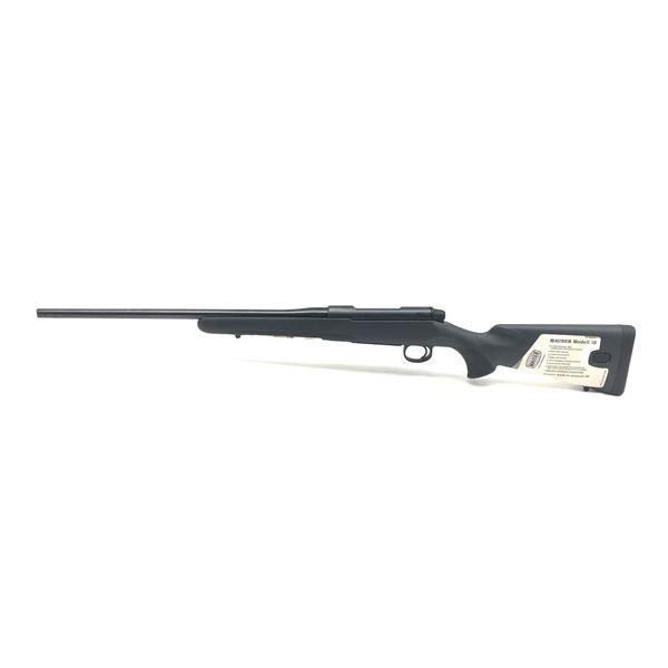 "Mauser M18 Bolt Action Rifle, 30-06 Sprg, 22"" Barrel, Blk, New"