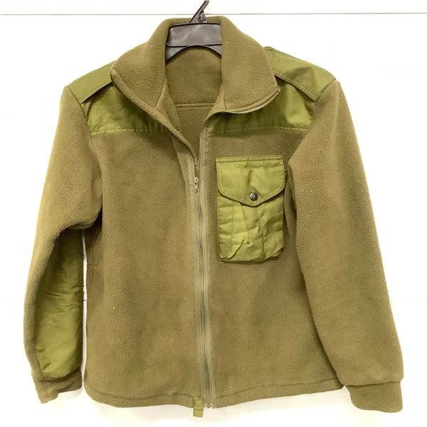 Canadian Military Fleece Sweater, size 6740