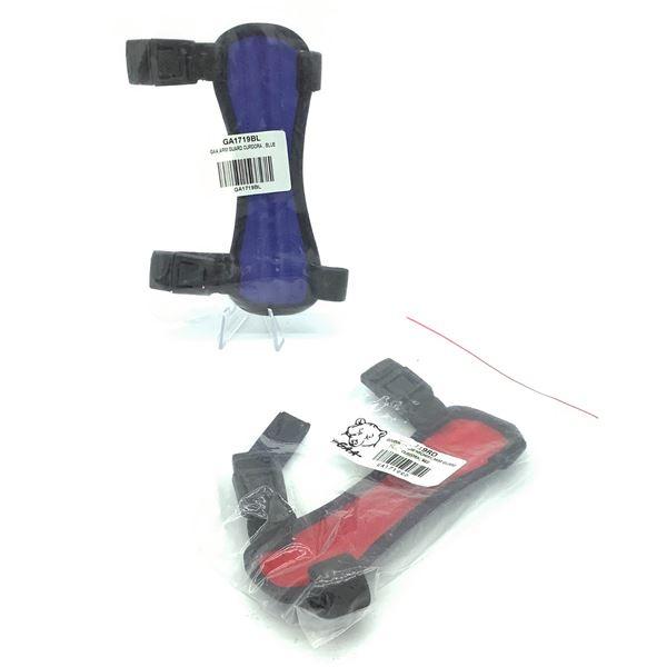 GAA Armguard Cordora, Red X 1, Blue X 1, New
