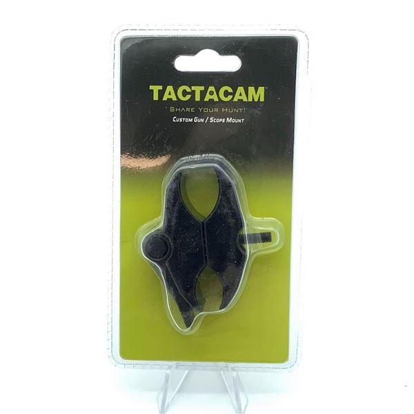 Tactacam Custom Gun Scope Mount for 4.0, 3.0, and 2.0, New
