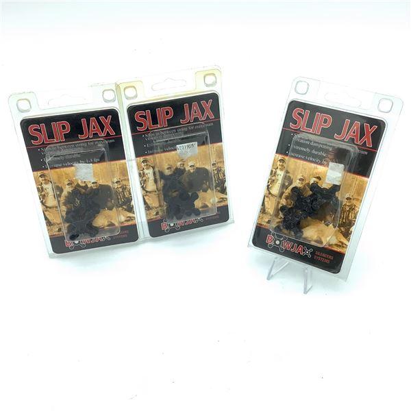 Bowjax Slip Jax String Vibration Dampener X 3, New