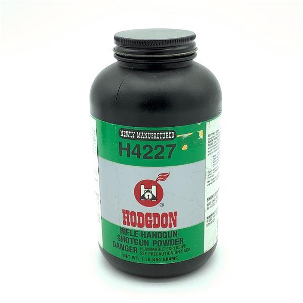 Hodgdon H4227 1 Lb Rifle/ Handgun/ Shotgun Powder, New