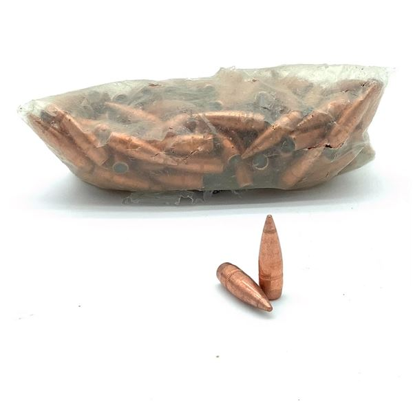 """Winchester 30 Cal .308"""" 147 Grain FMJBT Projectiles, Approx 100 Ct"""