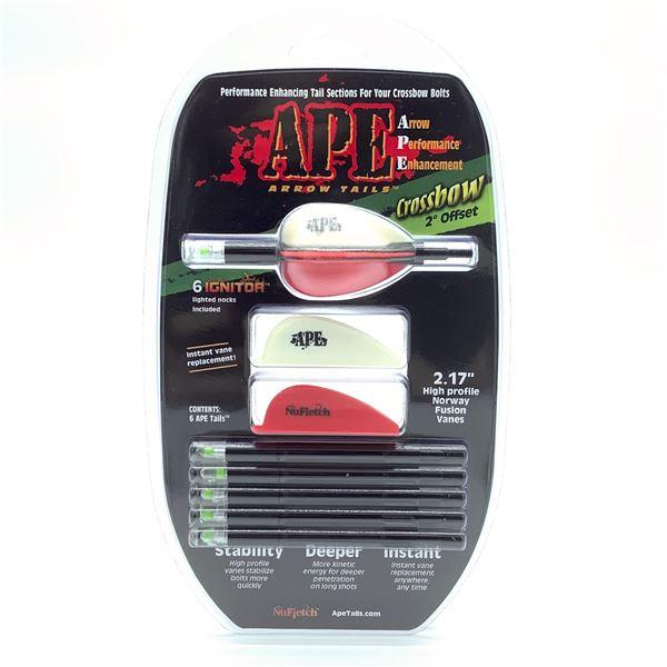 NuFletch APE Arrow Tails, New