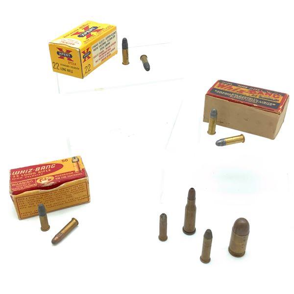 Assorted 22 LR Ammunition, Approx 110 Rounds