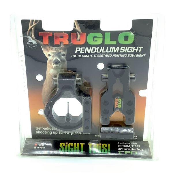 TruGlo Fibre Optic Pendulum Sight for Bows, New