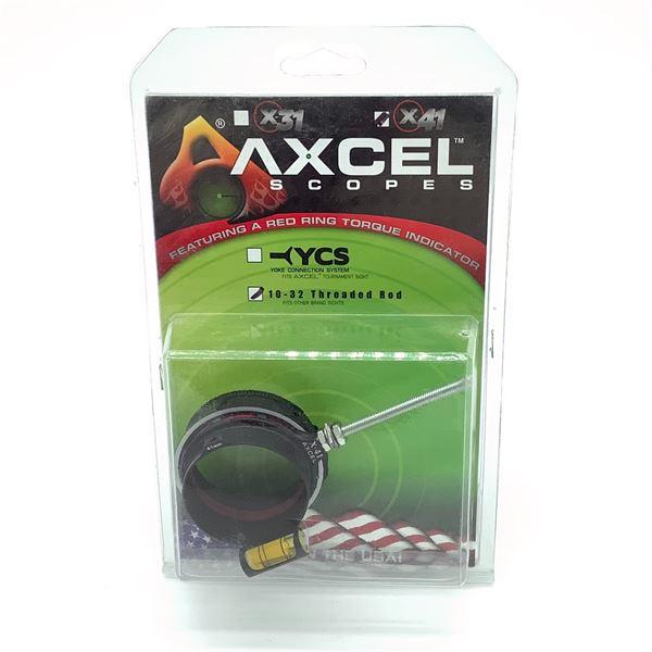 Axcel X-41M Scope, 10-32 Threaded Rod, New