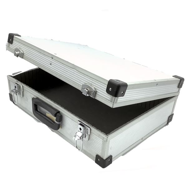 """Empty Latched Case, 17"""" X 13"""" X 5"""""""