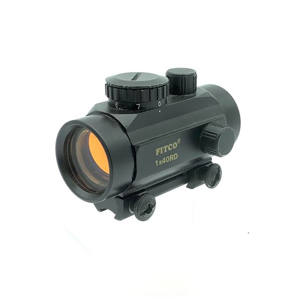 Fitco 1 X 40 Red Dot Optic With Mount