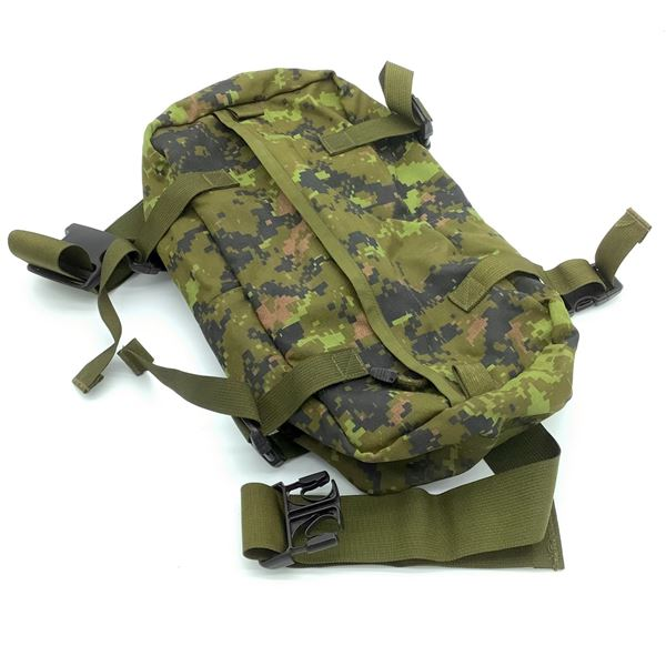 Canadian Military Sustainment Pouch Fanny Pack, Cad Pat
