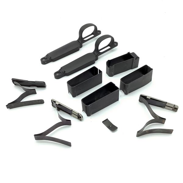 Remington 700 Base Plate Assembly & 2 Trigger Guards